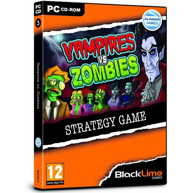 Vampires vs. Zombies (DVD-ROM)