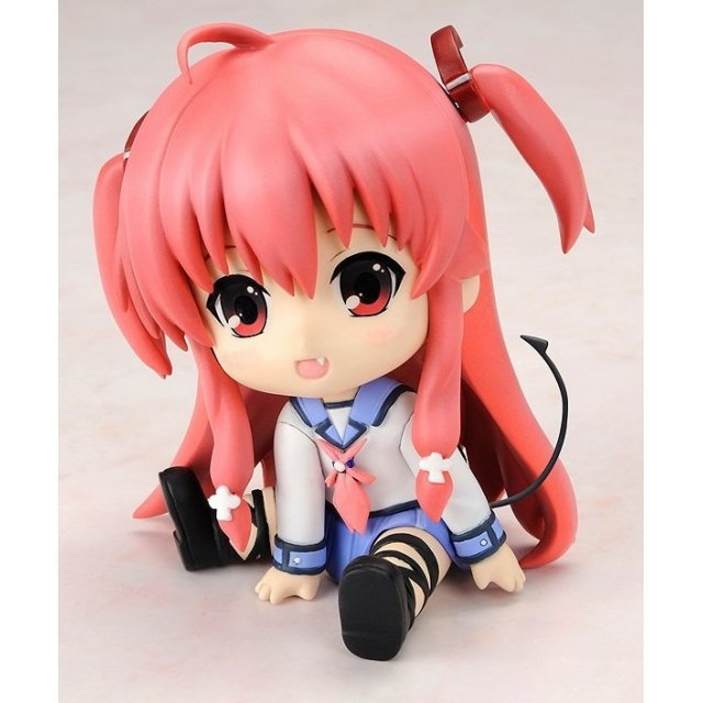 Angel Beats! Non Scale Pre-Painted PVC Figure: Petanko Yui