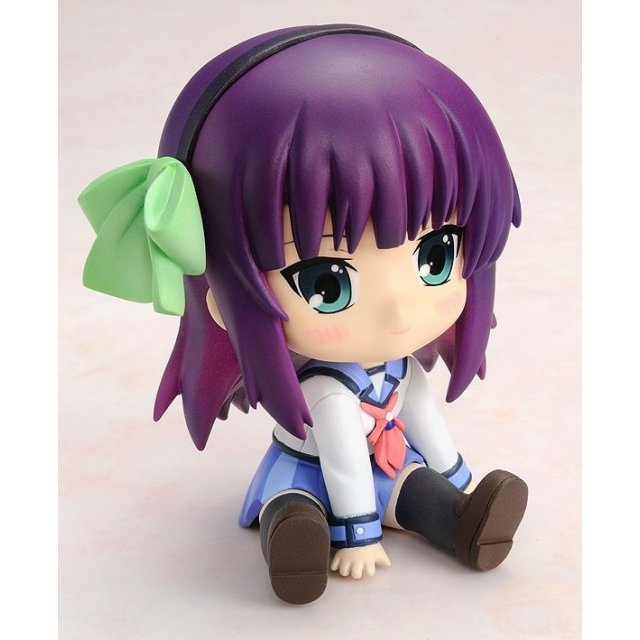 Angel Beats! Non Scale Pre-Painted PVC Figure: Petanko Yuri