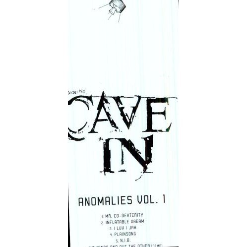 Cave in: Vol. 1-Anomalies