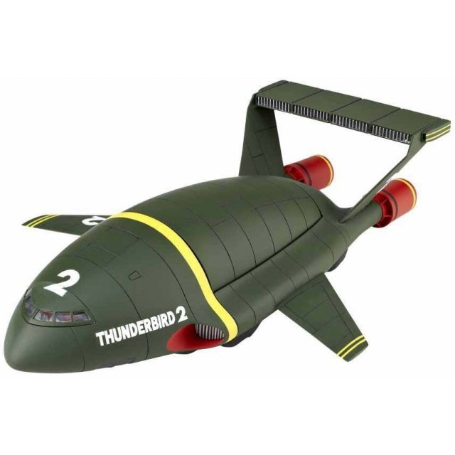 SCI-FI Revoltech Series No.044 Thunderbird 2 (Re-run)