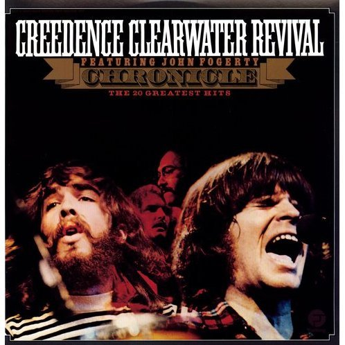 pop creedence clearwater revival vol 1 chronicle 20. Black Bedroom Furniture Sets. Home Design Ideas