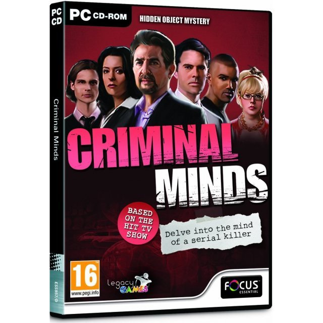 Criminal Minds (DVD-ROM)