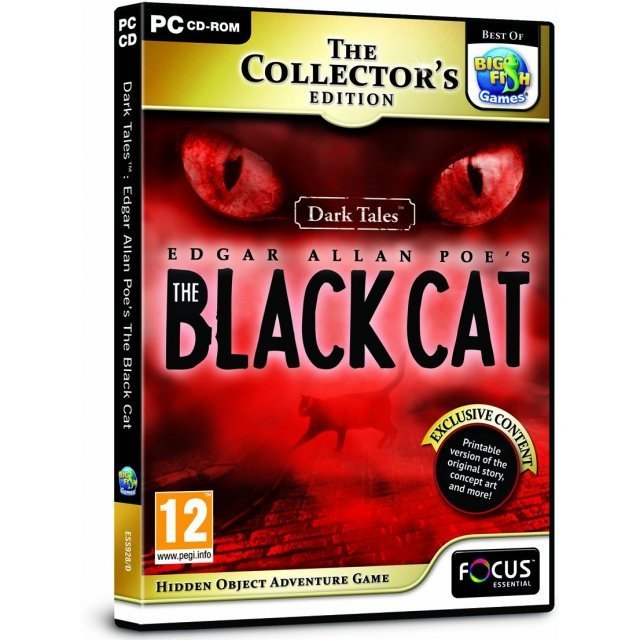 Dark Tales: Edgar Allan Poe's The Black Cat (Collector's Edition) (DVD-ROM)