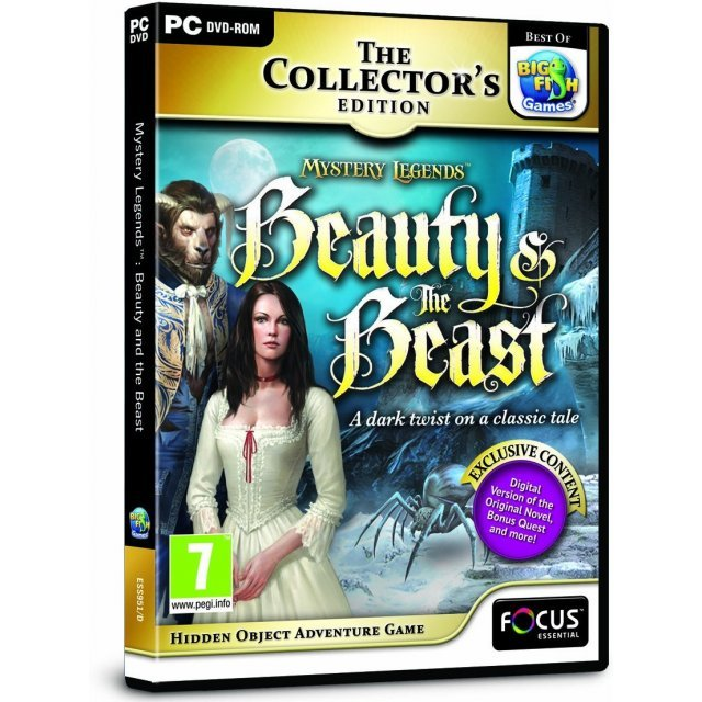 Mystery Legends: Beauty and the Beast (Collector's Edition) (DVD-ROM)