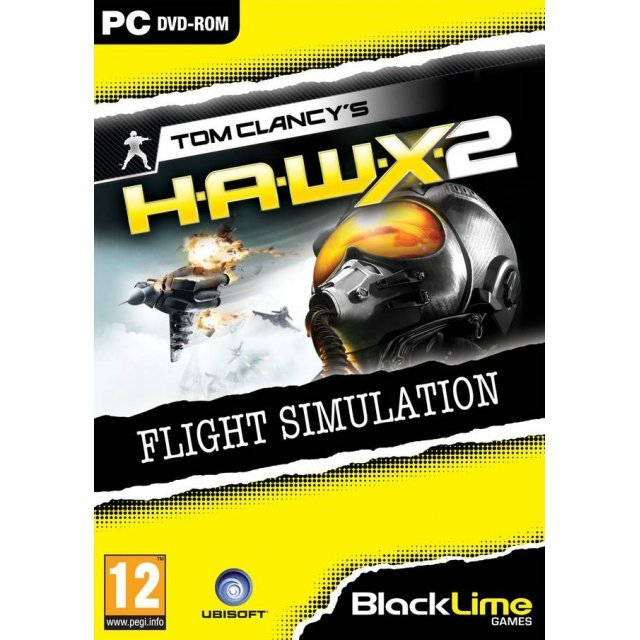 Tom Clancy's H.A.W.X. 2 (DVD-ROM)