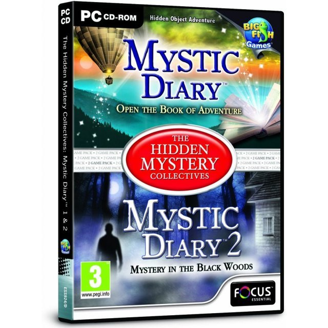The Hidden Mystery Collectives: Mystic Diary 1 & 2