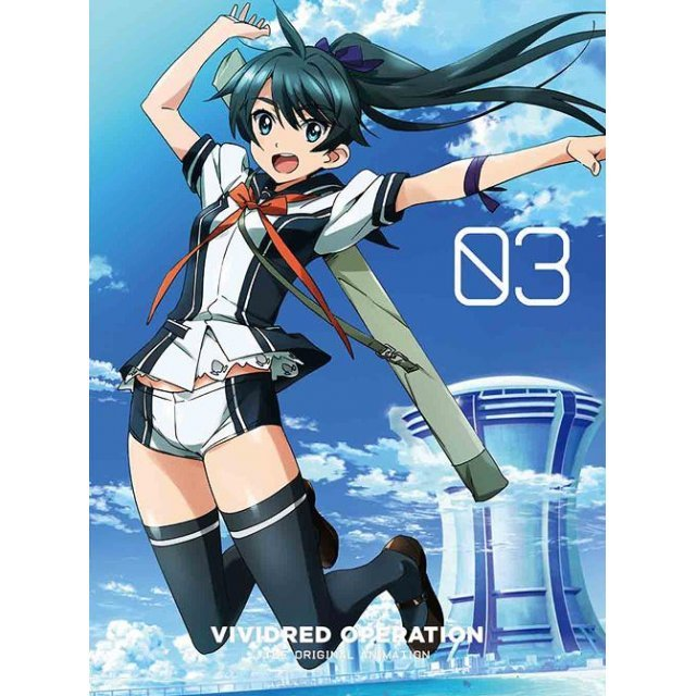 Vividred Operation Vol.3 [Blu-ray+CD Limited Edition]