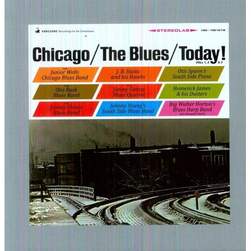 Chicago/Blues/Today!