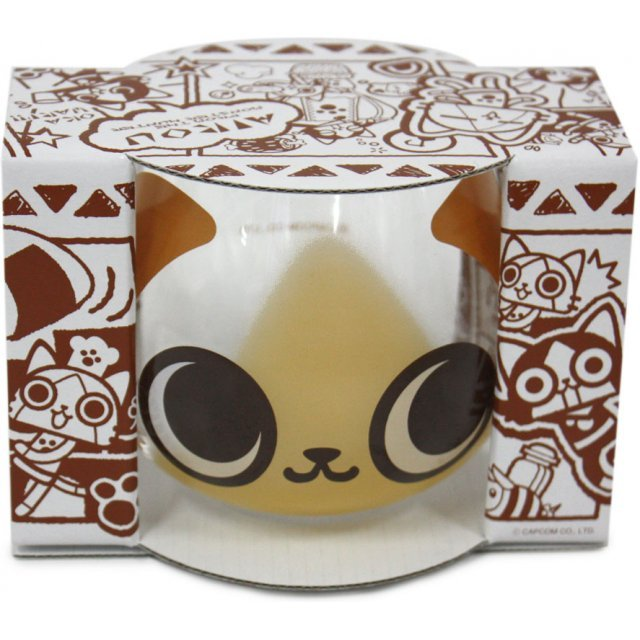 Monster Hunter Airou Yura Yura Glass: Kyoro Kyoro