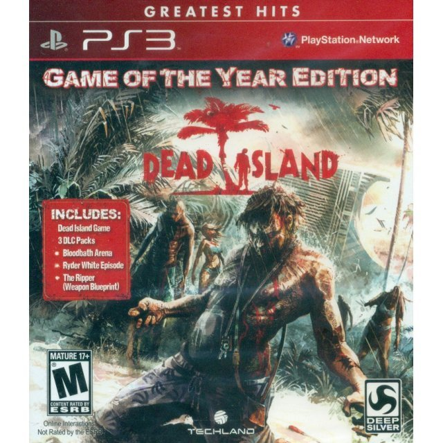 Dead Island (Game of the Year) (Greatest Hits)