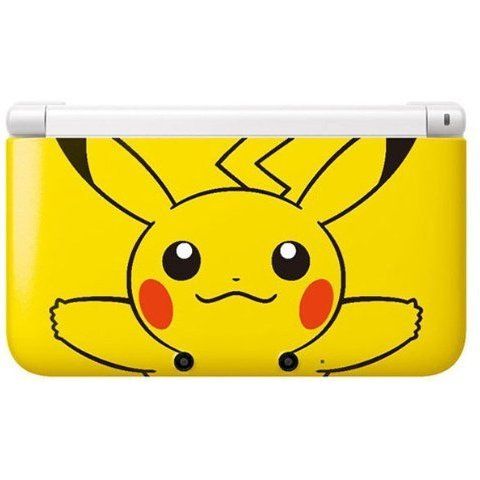 Nintendo 3DS XL (Pikachu Yellow Edition)