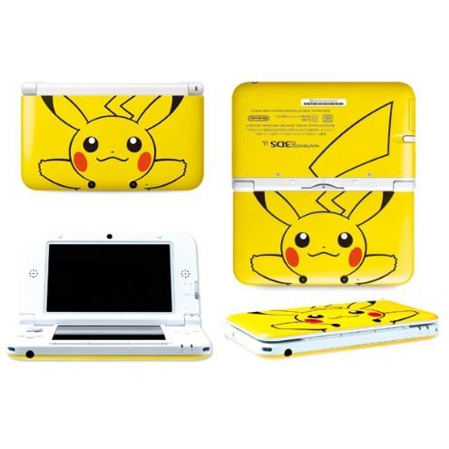 New 3ds xl pikachu yellow edition update, issues found (ips or tn.