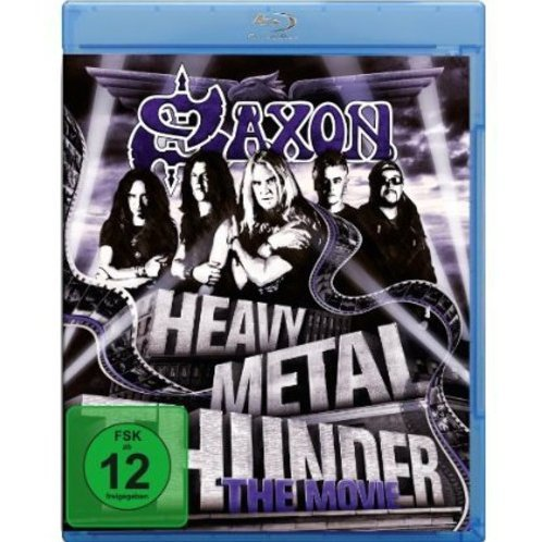 Saxon: Heavy Metal Thunder - Live