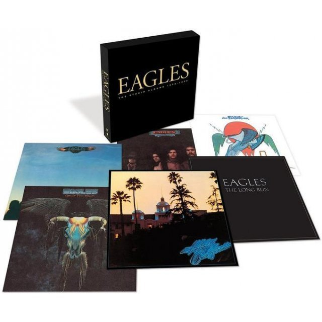 The Studio Albums 1972-1979 [6CD]