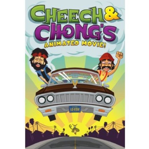 Cheech & Chong's Animated Movie