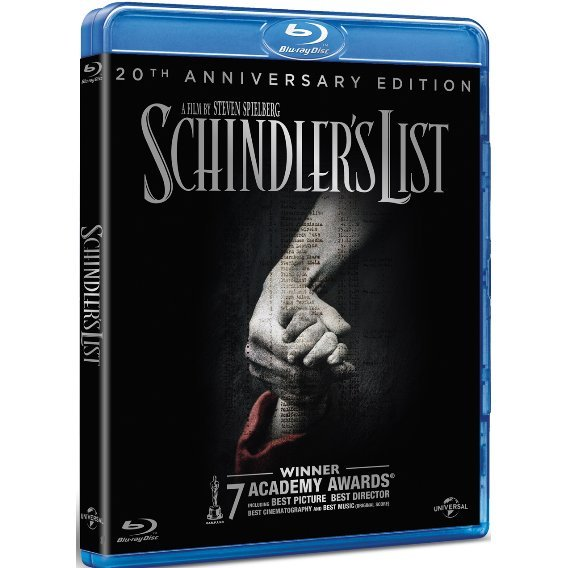 Schindler's List  [20th Anniversary Edition]