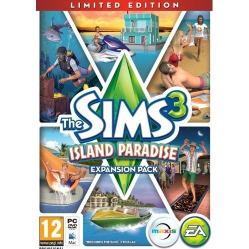 The Sims 3: Island Paradise (Limited Edition) (DVD-ROM)