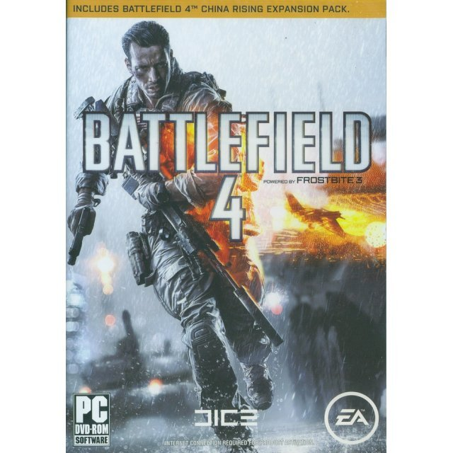 Battlefield 4 (English Packing) (DVD-ROM)
