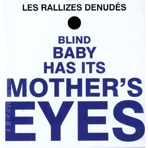 Blind Baby Has It's Mothers Eyes
