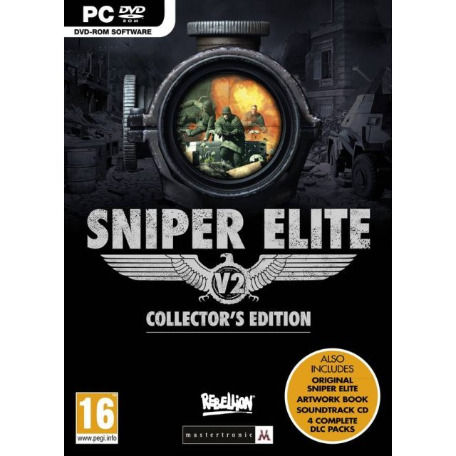 Sniper Elite V2 (Collector's Edition) (DVD-ROM)