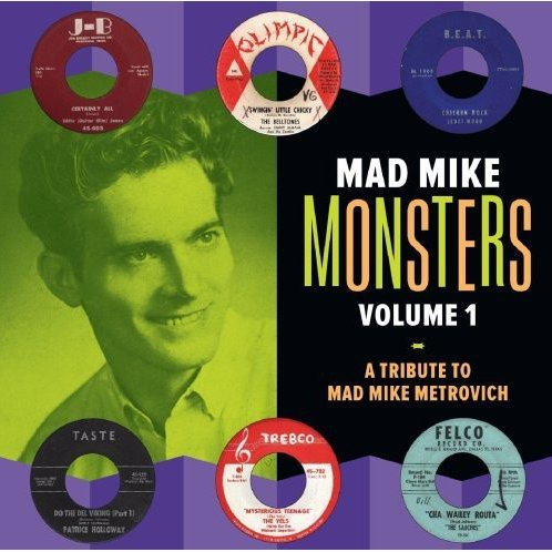 Vol. 1-Mad Mike Monsters