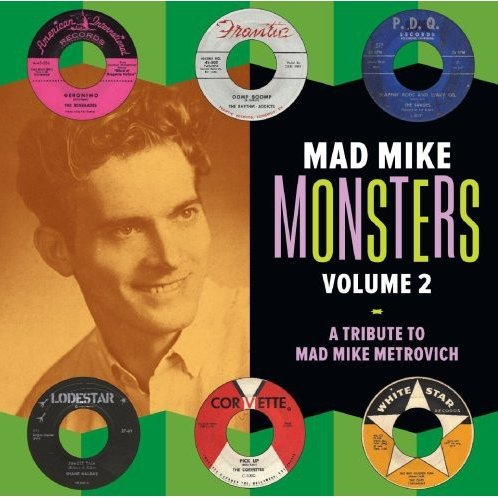 Vol. 2-Mad Mike Monsters