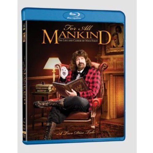 For All Mankind: The Life & Career of Mick Foley