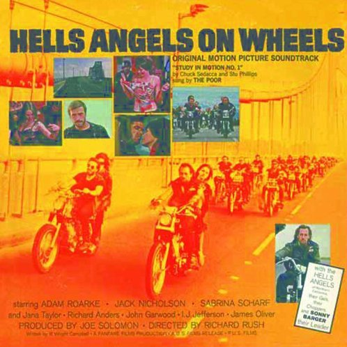 Hells Angels on Wheels Soundtrack
