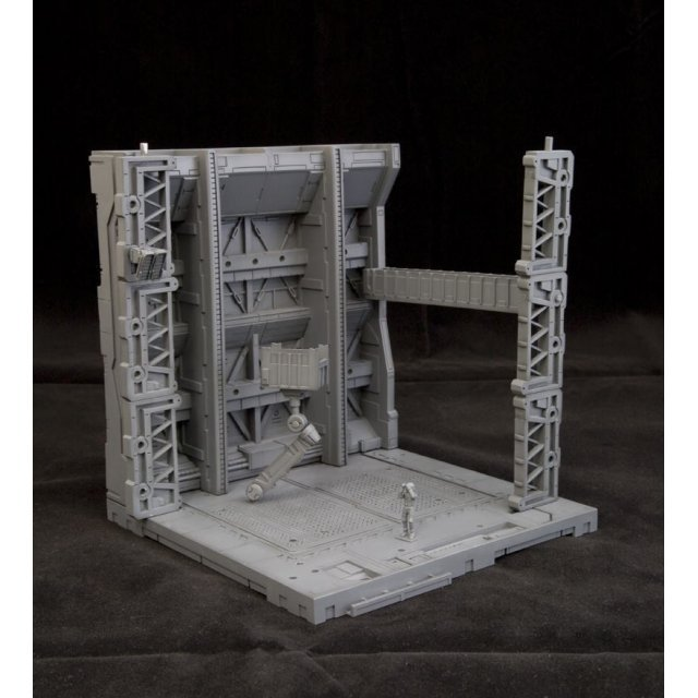 Modeling Support Goods Mechanical Chain Base 009 (Re-run)