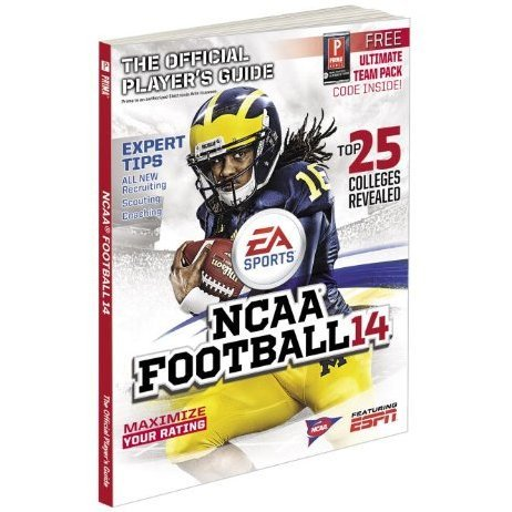 NCAA Football 14 Official Strategy Guide