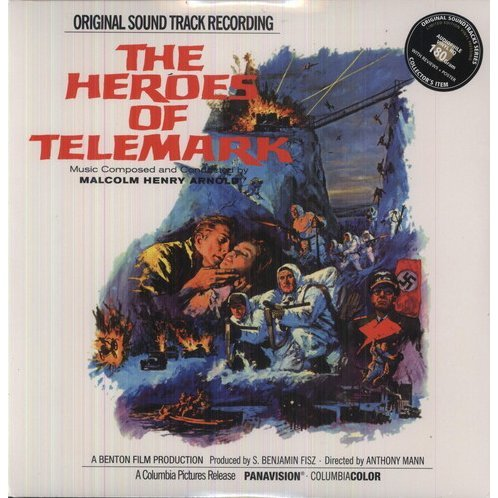 Heroes of Telemark Soundtrack