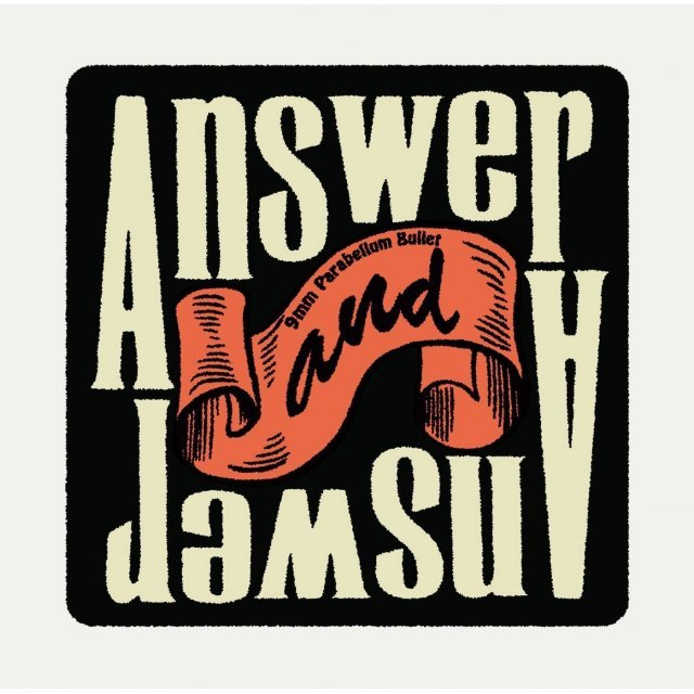 Answer And Answer [CD+DVD Limited Edition]