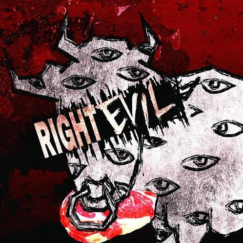 Right Evil [CD+DVD Limited Edition Type A]