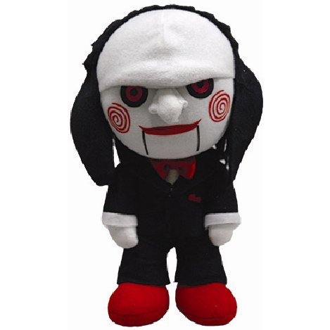 8 inch Cinema of Fear Plush: Saw