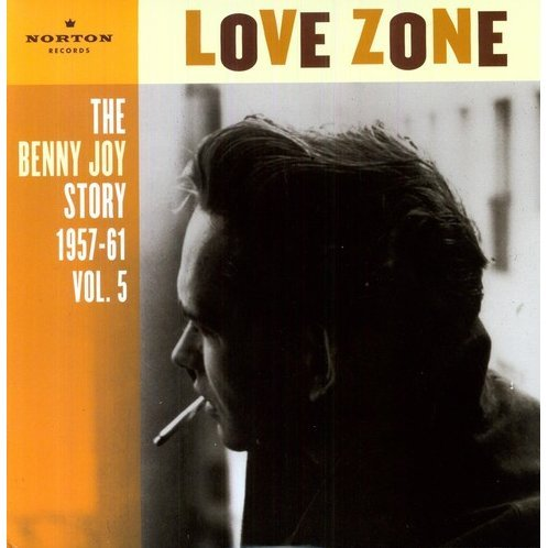 Benny Joy: Vol. 5-Love Zone