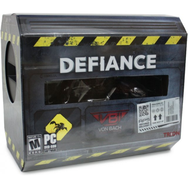 Defiance (Collector's Edition)