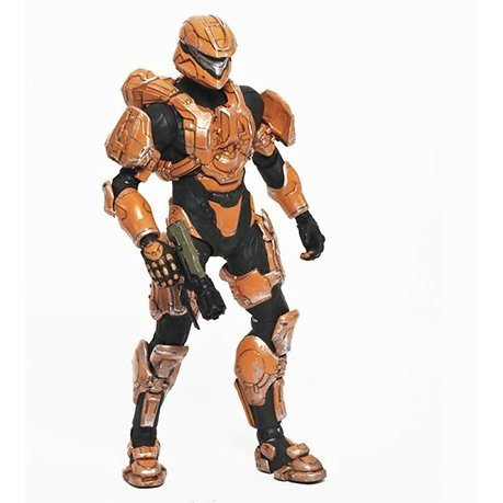 Halo 4 Series 2 Action Figure: Spartan Scout (Rust)