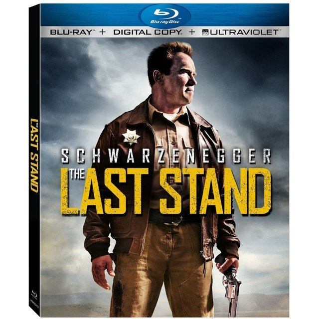 The Last Stand [Blu-ray+Digital Copy+UV Digital Copy]