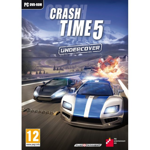 Crash Time 5: Undercover (DVD-ROM)