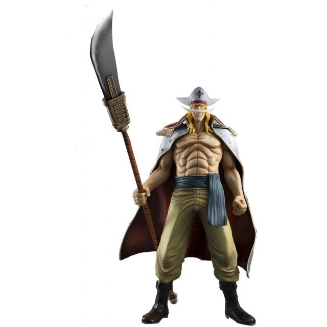 Excellent Model One Piece Portraits of Pirates Non Scale NEO-EX Pre-Painted Figure: 'Whitebear' Edward Newgate Ver.0