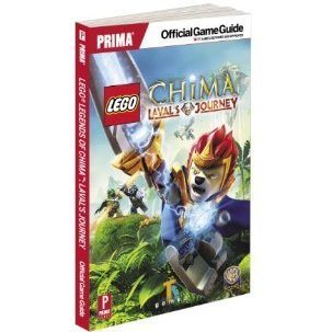 LEGO Legends of Chima: Laval's Journey Official Game Guide
