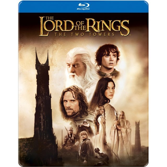 Lord of the Rings: The Two Towers [SteelBook]