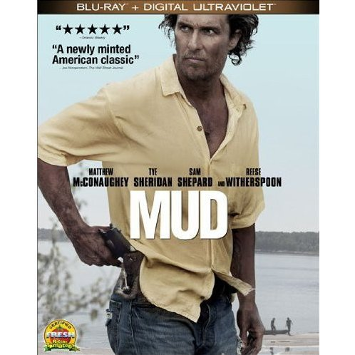 Mud [Blu-ray+Digital UltraViolet Copy]