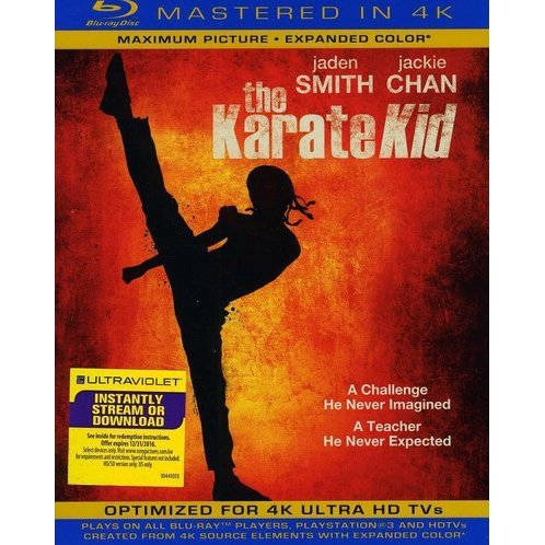 The Karate Kid [Blu-ray+UV Digital Copy]