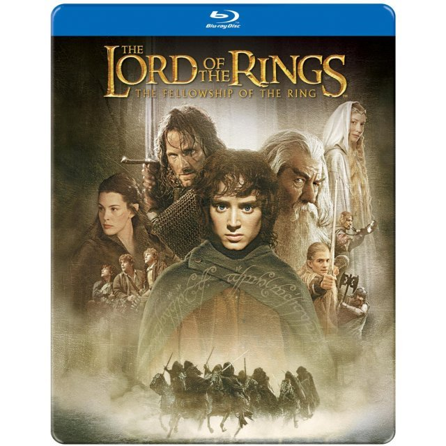 The Lord of the Rings: The Fellowship of the Ring [SteelBook Edition]