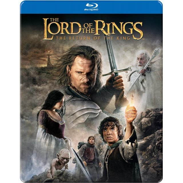 The Lord of the Rings: The Return of the King [SteelBook Edition]