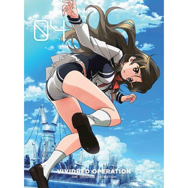 Vividred Operation Vol.4 [Blu-ray+CD Limited Edition]