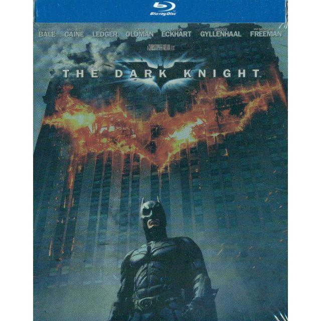 The Dark Knight [SteelBook]