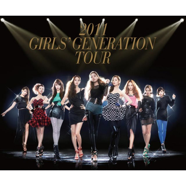2011 Girls' Generation Tour [2CD+Photobook]